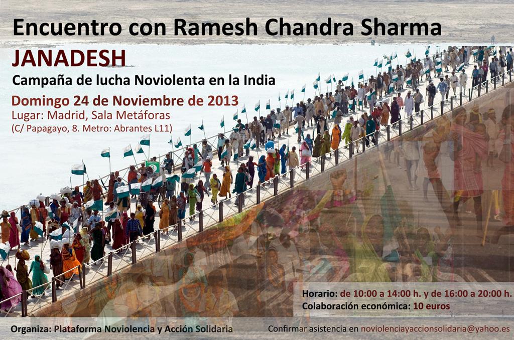 Encuentro con Janadesh 2013