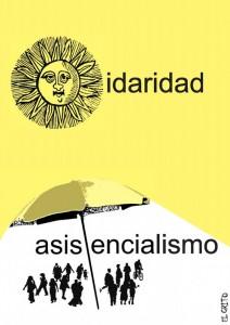Poesía Visual El Grito - Solidaridad