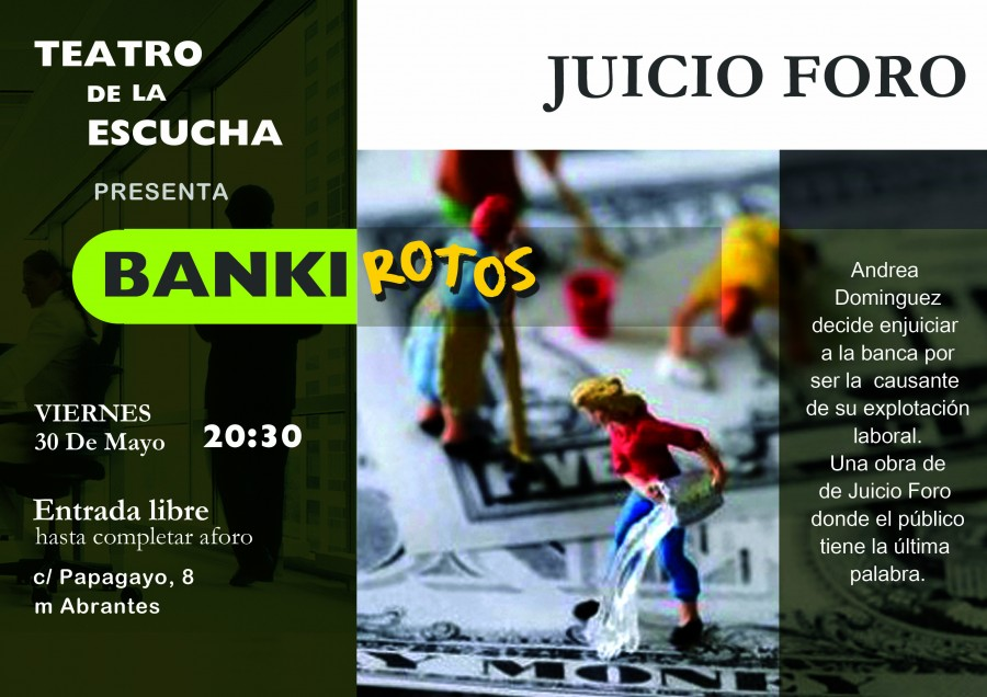 BANKIROTOS Juicio Foro