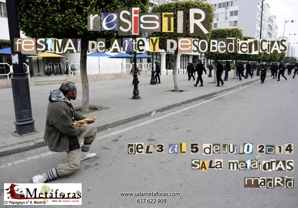 Festival Resistir Madrid 2014