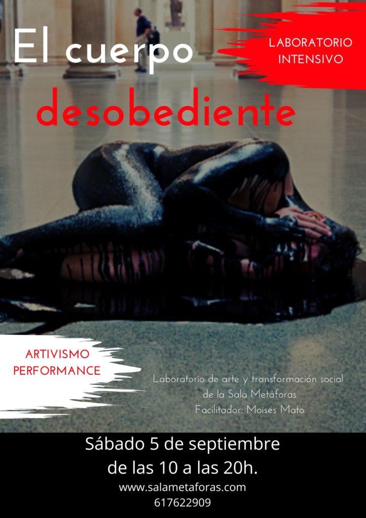 el cuerpo desobediente